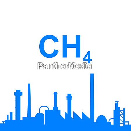 methane and industry