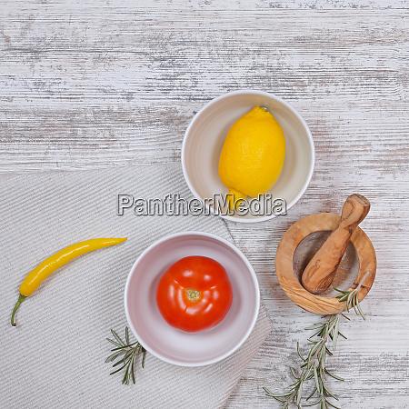 food theme tabletop