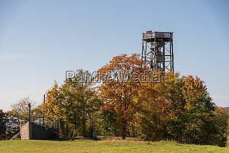 excursion destination and lookout tower