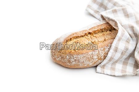 crusty homemade bread