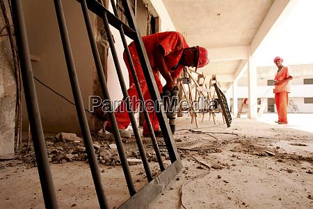 prison building in bahia