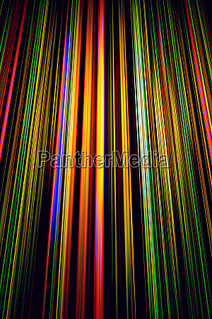 colourful light beams background