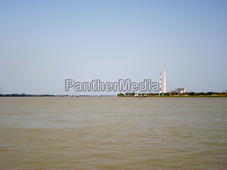 riverside industrial estate ganges river side