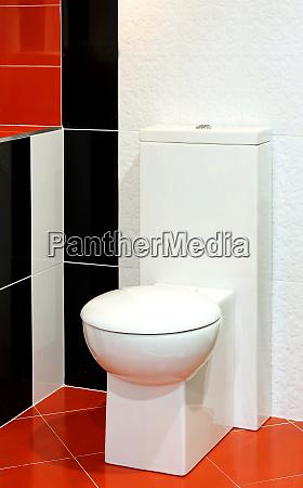 toilet block