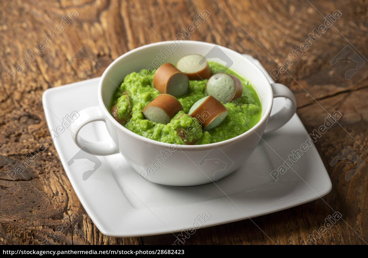 pea, soup - 28682423