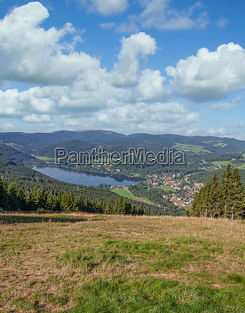 titisee black forest germany