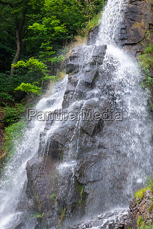 visit to the trusetal waterfall in