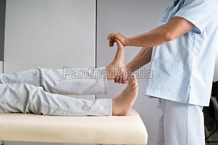 ankle injury rehab