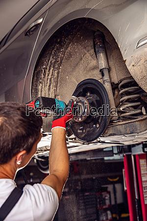 auto car repair service center