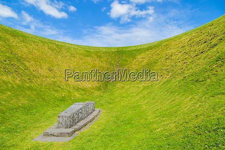 the irish sky garden crater