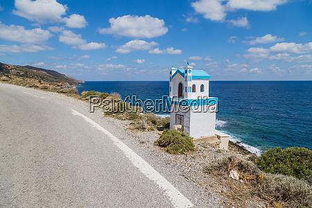 typical greek shrine