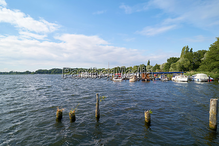 the river havel in the havelland