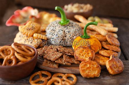 cheese platter for halloween