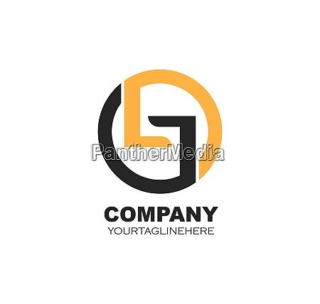 l letter logo vector icon