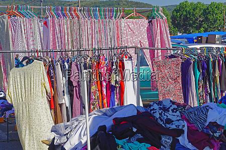 flea market garment