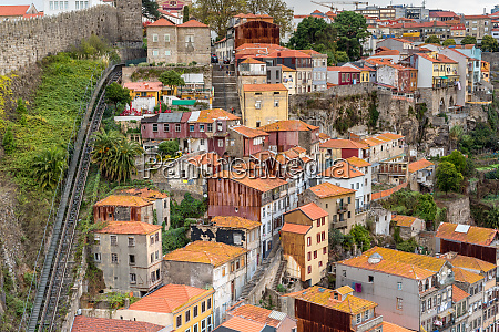 part of the ribeira district with