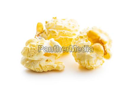 sweet tasty popcorn