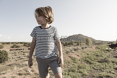 4 year old boy playing on