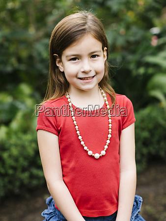usa california orange county portrait of