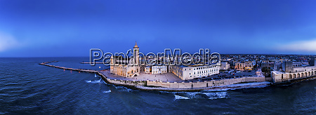italy puglia trani cathedral of san