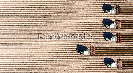 germany hesse bergstarsse aerial view of