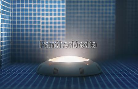 swimming pool lamp