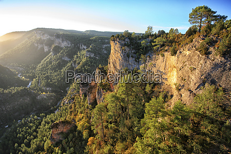 spain province of guadalajara scenic view