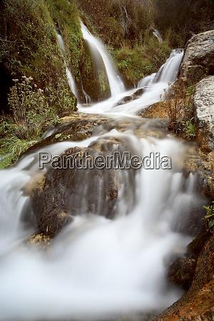 spain province of guadalajara long exposureof