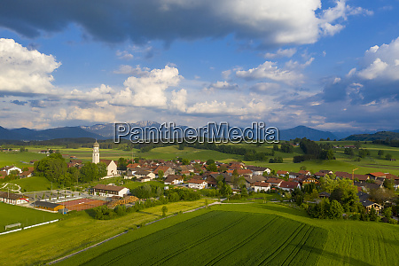 germany bavaria upper bavaria antdorf with