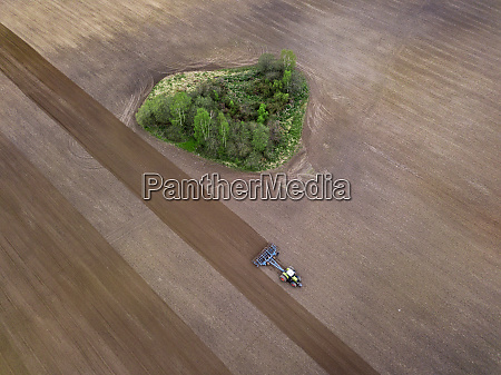 russia moscow region aerial view of