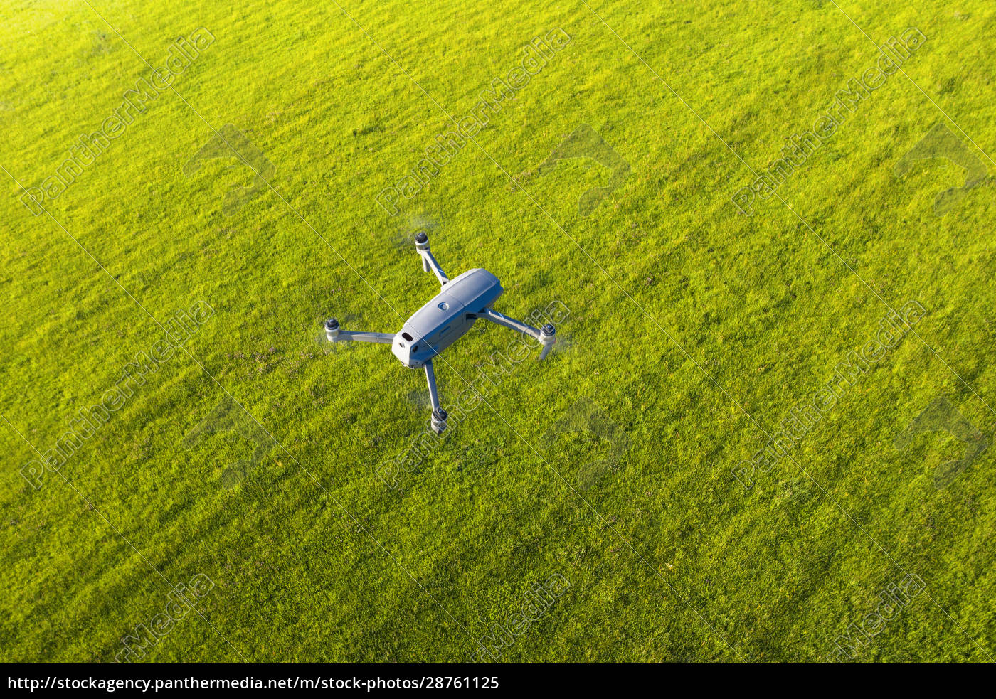 germany, , bavaria, , icking, , drone, flying, over - 28761125