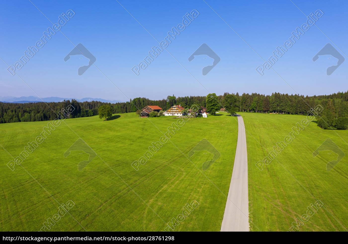 germany, , bavaria, , reit, im, winkl, , drone - 28761298