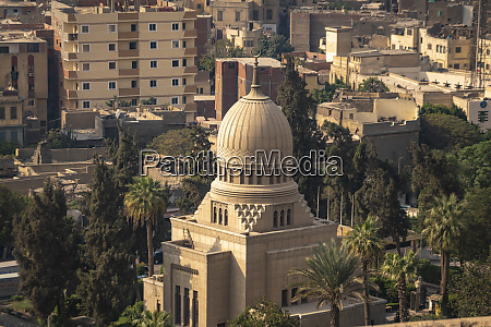 egypt cairo mosque in old town