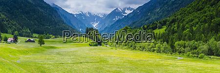 germany bavaria allgau oberallgau trettachtal alpine