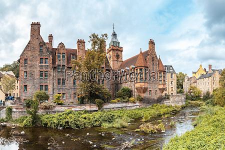 uk scotland edinburgh historic building ofdean