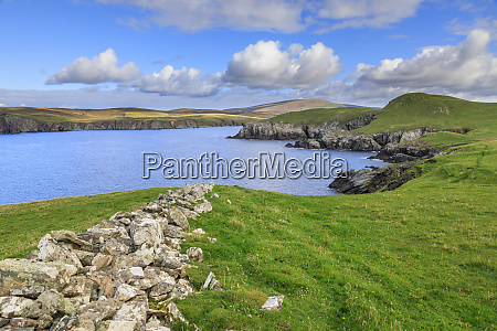 ronas hill from ness of hillswick