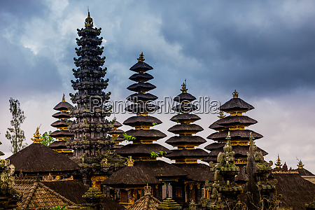 the besakih temple the largest and