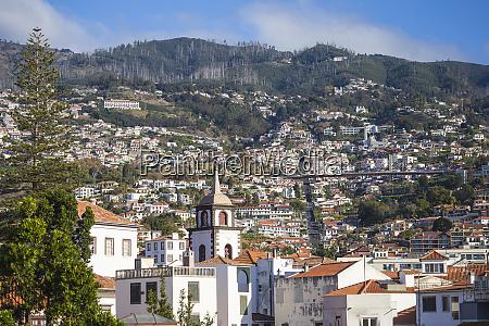 santa clara convent funchal madeira portugal