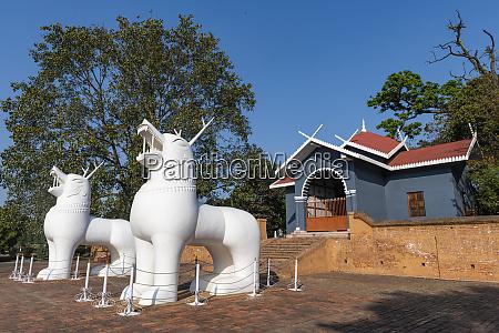 site of the two kangla sha