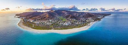 jandia peninsula morro jable and playa