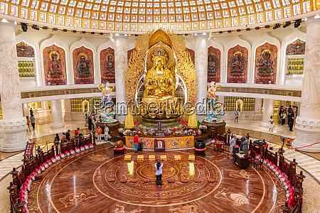 buddha statue in the giant buddha