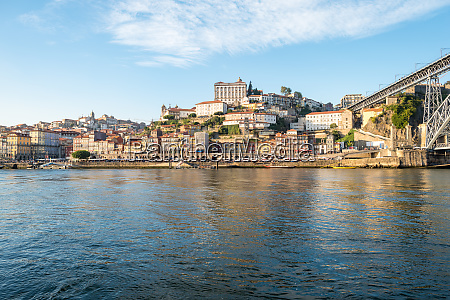riverside and historical centre of oporto