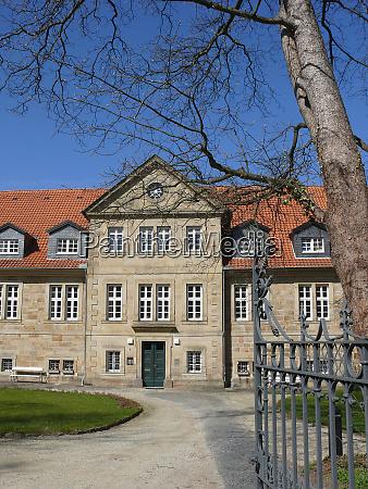 monastery of barsinghausen in lower saxony