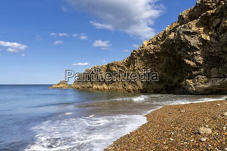 rugged cliffs along the atlantic coastline