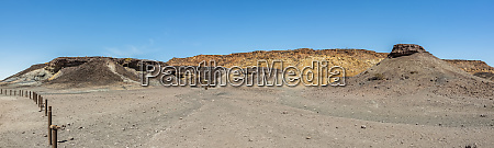 burnt mountain damaraland kunene region namibia