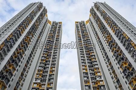 high rise residential towers hong kong