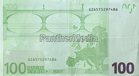 one hundred euro bill 2