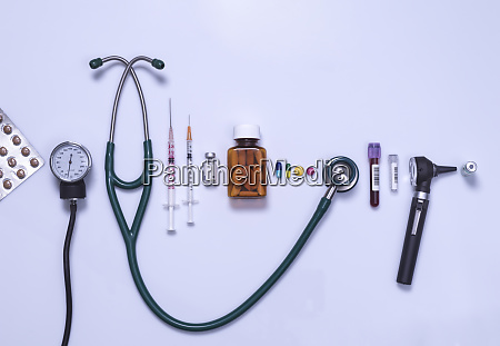 healthcare a variety of medical equipment
