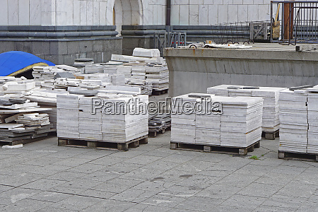 marble tiles material