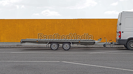 vehicle trailer